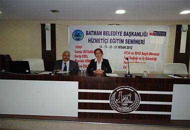 Yerel Mevzuat - batman belediye başkanlığı